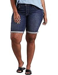 Women's Plus Size Shaping Bermuda Short