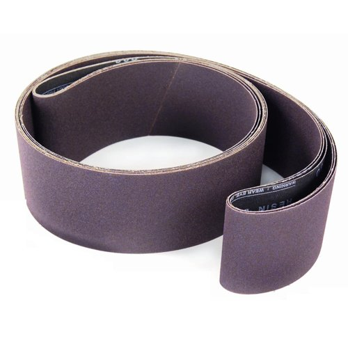 Gyros 12-64840/10 6 by 48-Inch 40 Grit Aluminum Oxide Sanding Belt, 10-Pack by Gyros