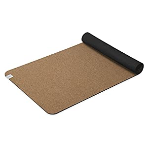 """Cork Yoga Mat 