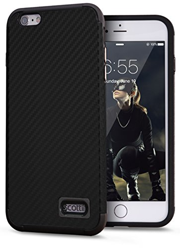 Scottii iPhone Classiic Carbon Protection
