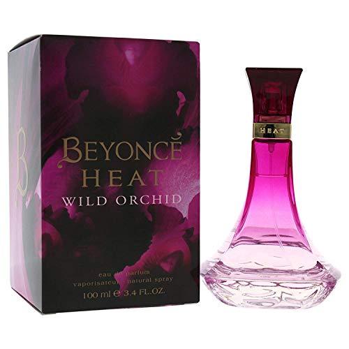 Beyonce Heat Wild Orchid Eau De Parfum Spray for Women, 3.4 Ounce