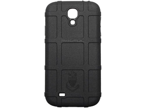 for Samsung Galaxy S4 Black Magpul Field Phone Case USCG Master Chief Petty Officer Logo