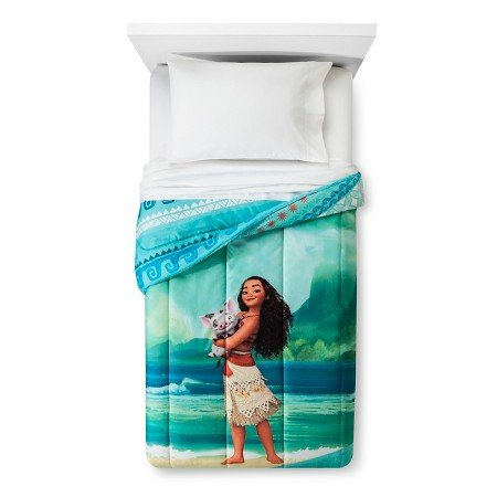 Disney Moana Twin Comforter (1) by Disney