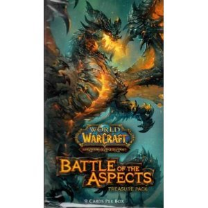 World of Warcraft 2012 Battle of Aspects Treasure Pack [Toy]