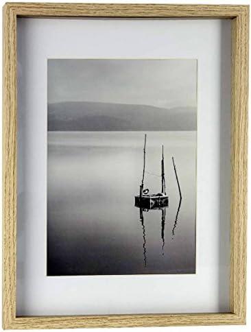 Nielsen Aura Eiche 40/x 50/bois incl Passepartout 1140002