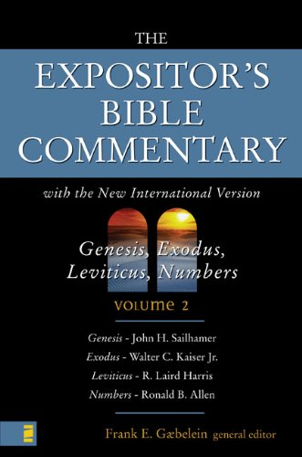 Expositors Bible Commentary: With the New International ...
