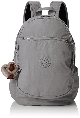 Backpack Unisex Sky Adults' Grey Unisex Clas Clas Challenger Clouded Clouded Challenger Grey Adults' Kipling Kipling Backpack xXCS1CnYqf
