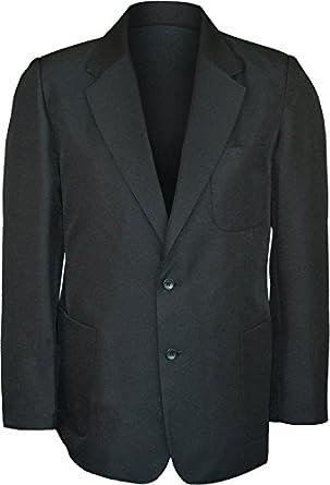 School Blazer Boys Black Classic Uniform Blazers: Amazon.co.uk ...