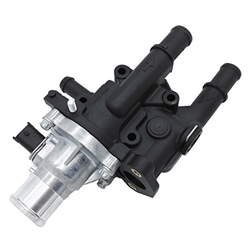 Engine Coolant Thermostat Housing For 09 11 Chevy Aveo Aveo5 09 Pontiac G3 G3 Wave 96984102