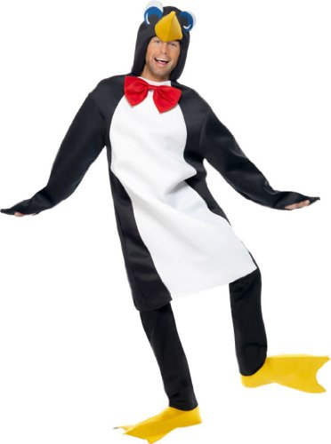 Men's Penguin Costume