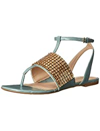 Nine West Women's Siobhan Synthetic Dress Sandal