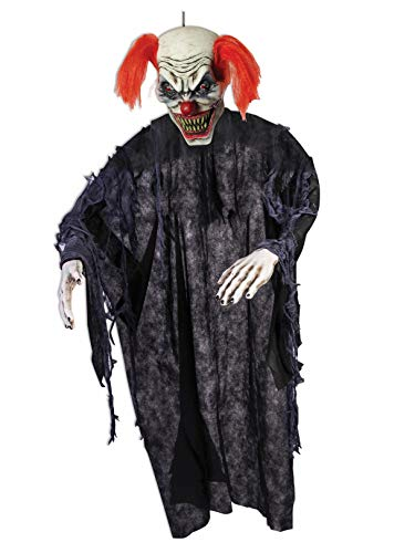 Forum Novelties Seven Foot Hanging Clown Prop ()