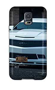 Sarah deas's Shop Best High Quality Shock Absorbing Case For Galaxy S5-chevrolet Camaro 31