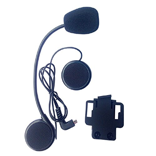 FreedConn Intercom Helmet Clip Accessory for FDCVB Motorcycle Helmet Bluetooth Interphone intercom Remote Headset Bracket Clip Mount For Helmet Headset