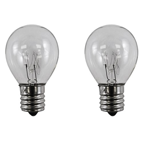 2pack INCANDESCENT 40 WATT CLEAR LIGHT product image