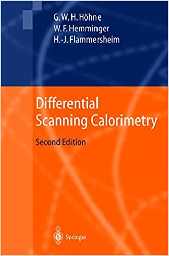 Book Differential Scanning Calorimetry