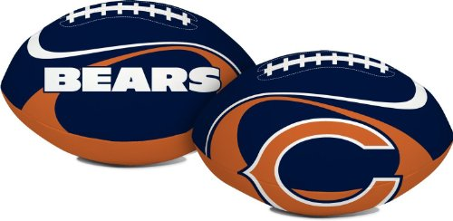Licensed Products 8 in. Softee Football Chicago - Chicago Bears Pillow