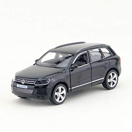 Greensun 1:36 Scale/Volkswagen Touareg SUV Sport Car/Diecast Metal/Pull Back Model Toy Car for Gift/Children/Collection -  9-4086-B