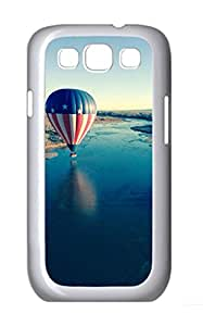 Samsung Galaxy S3 I9300 Cases & Covers - Balloon Ride In Albuquerqe Custom PC Soft Case Cover Protector for Samsung Galaxy S3 I9300 - White