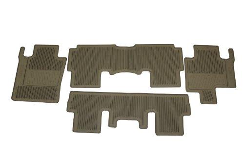 Genuine Nissan Accessories Custom Fit All Season Floor Mat - (Beige) (999E1-NX001)