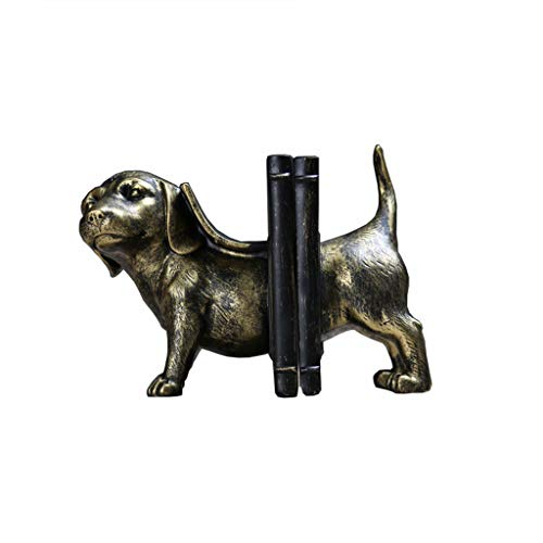 Used, CIGONG-bookshelf American Retro Dog Bookend Decoration for sale  Delivered anywhere in USA