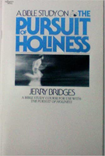 A bible study on the pursuit of holiness workbook to use with a bible study on the pursuit of holiness workbook to use with the pursuit of happiness jerry bridges amazon books fandeluxe Images