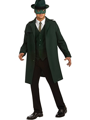 [Green Hornet Costume - Standard - Chest Size 40-44] (The Green Hornet Costume)