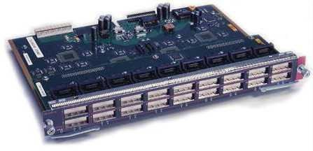 Switch 4003 for Catalyst 4000 18 x Gigabit GBIC 4006 plug-in module Cisco