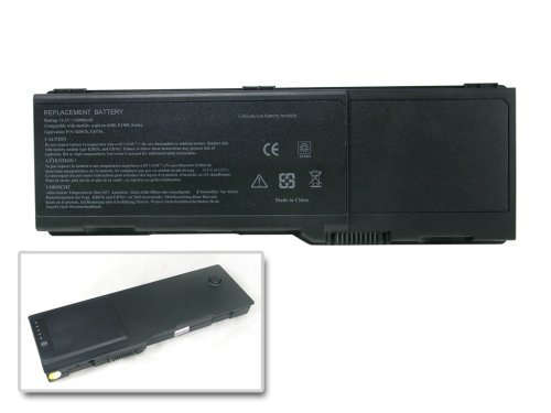 9 Cells 7200 mAh 11.1v Li-ion Battery For Dell inspiron 6400 inspiron E1501 131L Vostro 1000 Series fits 312-0248 KD476 HK421 RD850 GD761 Laptop Notebook - Inspiron 6400 Dell Battery