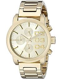 Diesel Women's Flare DZ5435 Gold Stainless-Steel Quartz Watch