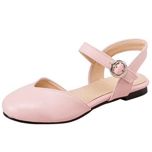 Pink Donna Sandali Dolce Basse Zanpa znIUHqXU