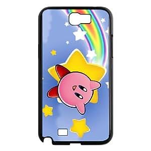 Samsung Galaxy N2 7100 Cell Phone Case Black Kirby0 Dfjuq