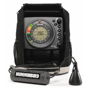 Humminbird ICE-55 Six Color Flasher with (Humminbird Ice Flasher)