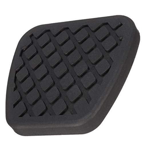 Beaums 1 par de Embrague del Freno de Pedal Cubierta de Goma Negro Antideslizante Almohadilla de Repuesto para Honda Civic 46545-SA5-000: Amazon.es: ...