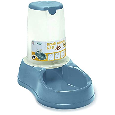 arppe 1545010500 Tolva Bebedero Plástico: Amazon.es: Productos para mascotas