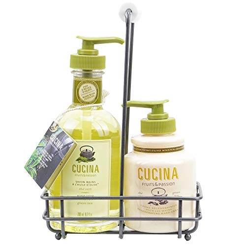 Fruits and Passion Cucina Green Tea Hand Care Duo Set