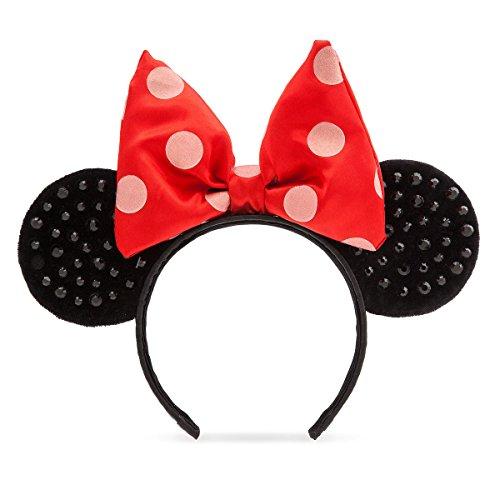 Shop Disney Disney Minnie Mouse Rock The Dots Ears Headband - (Oversized Minnie Ears Headband)