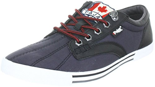 Pajar Sneaker 22507 Leder Black Lehn black 21 FqrFS