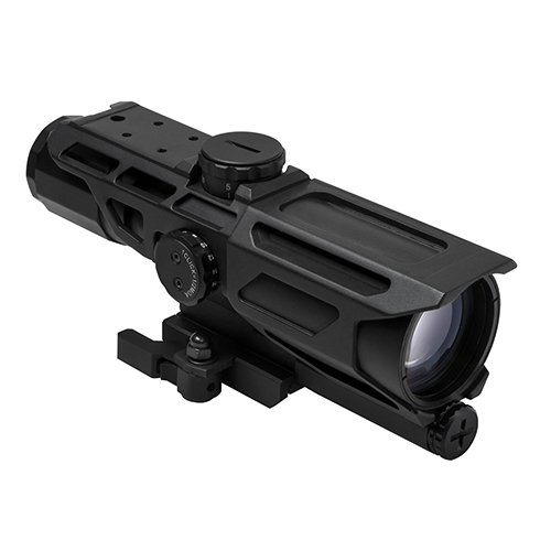 NC Star GEN3 Mark III Tactical Scope 3-9x40mm Mil-Dot Reticle, Black, One Size (Ncstar Mark Iii Tactical P4 Sniper 3 9x42)