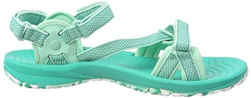 Jack Wolfskin Lakewood Ride Sandaal W Dames Sportsandaal Turquoise (pale Mint)