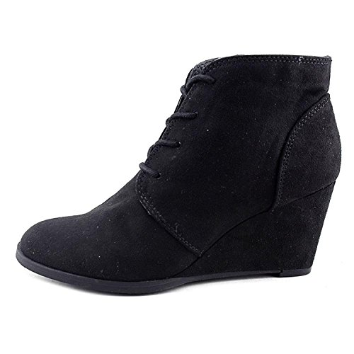 American Rag Womens Baylie Closed Toe Ankle Fashion Boots, Black, Size 5.0