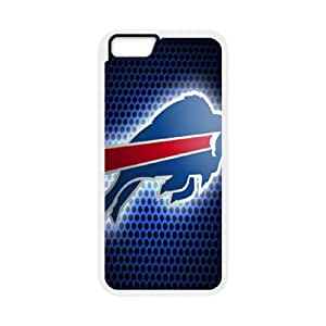 iPhone6s Plus 5.5 inch Phone Case White Buffalo Bills JKL7208508