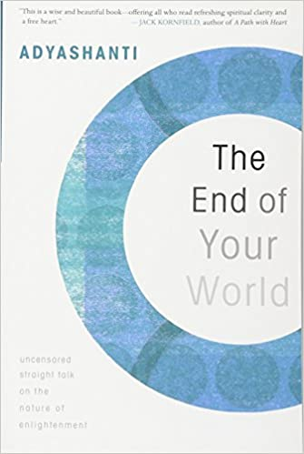 Amazon Com The End Of Your World Uncensored Straight Talk On The Nature Of Enlightenment 0600835147989 Adyashanti Books