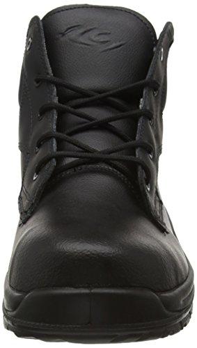 """Cofra 10010–006.w43Talla 43S2SRC–Zapatillas de seguridad """"Caligola Color Negro"""
