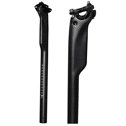 - Fly Goose 27.2 Seatpost Carbon Fiber Bike Seatpost Road Bike Seat Posts Mountain Bicycle Seatpost - 27.2 mm Diameter
