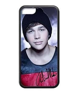 Austin Mahone Custom Best Duarable Phone Case for iPhone 5/5s