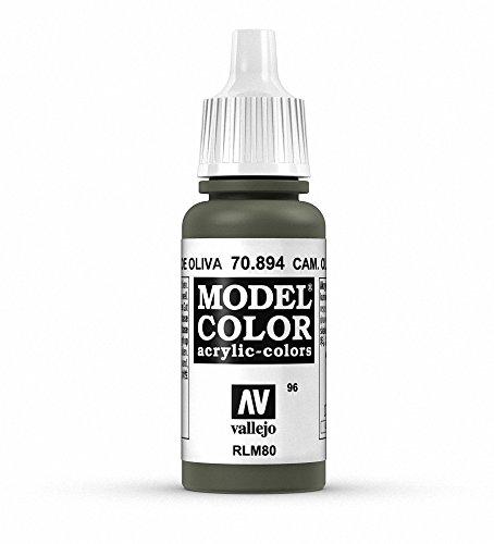 Russian Paint - Vallejo Russian Green Model Color Paint, 17ml