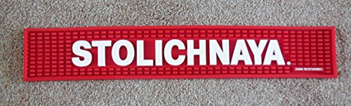 red-stolichnaya-bar-raill-spill-mat