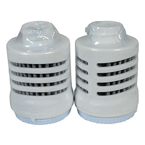 Rubbermaid Filtration Bottle Filter Refill, Pack of 2 (Play Water Pitcher compare prices)