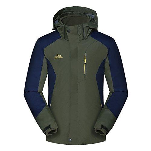 Nylon Flannel Coaches Jacket - 2